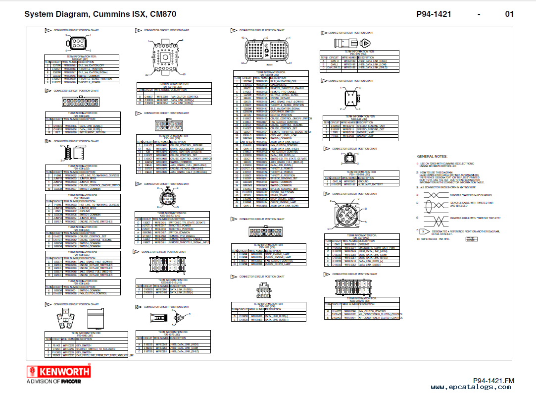 Ddec 3 Wiring Diagram