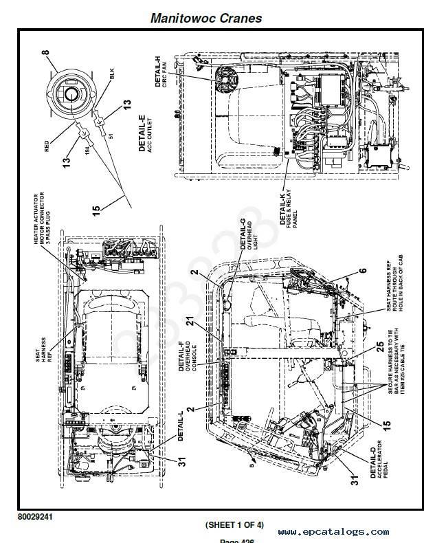 Download Grove Crane RT880E Model PDF Manuals