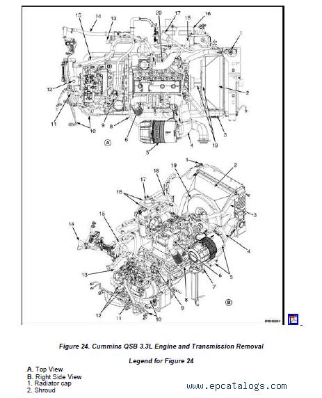 Yale E818 GLC080-100VX-GC120SVX Truck PDF Information