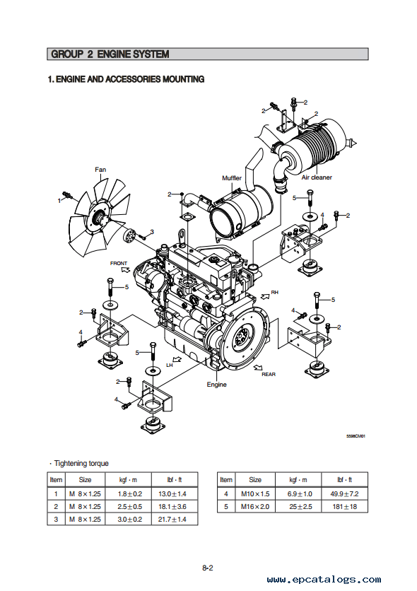 Hyundai R55-9 Crawler Excavator Service Manual Download
