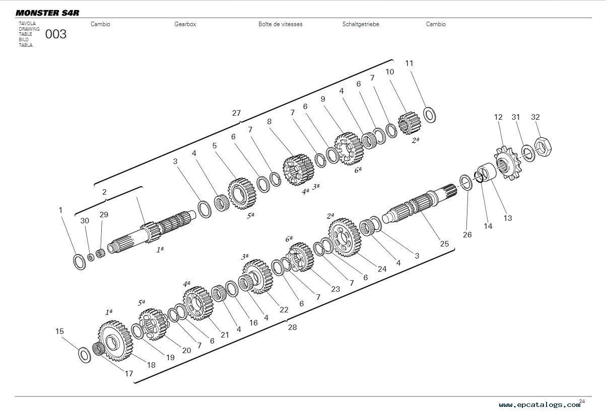 Ducati Spare Parts Catalogue 851 Wiring Diagram Manual Enthusiast Diagrams 999 Catalog Motorbk Co