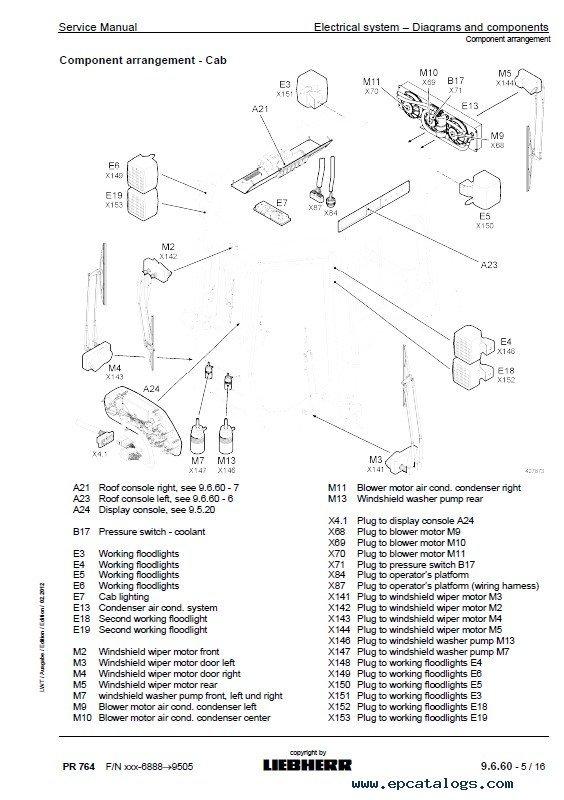 Liebherr PR 724-764 Crawler Tractors Series 4 Litronic SM PDF