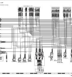 Komatsu Electrical Schematic - komatsu forklift wiring