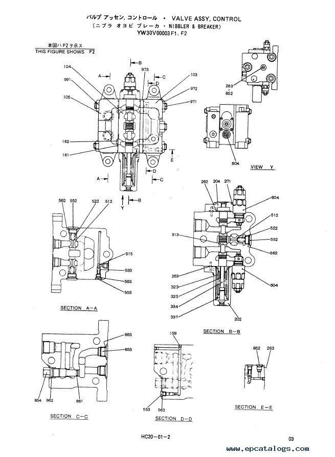 Kobelco SK100 Mark V SK100L Mark V Hydraulic Excavator PDF