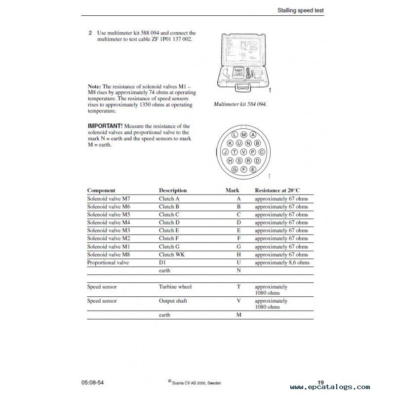 Ac Drive Wiring Diagram Zf Automatic Gearbox 4 5hp500 590 600 Pdf Manuals