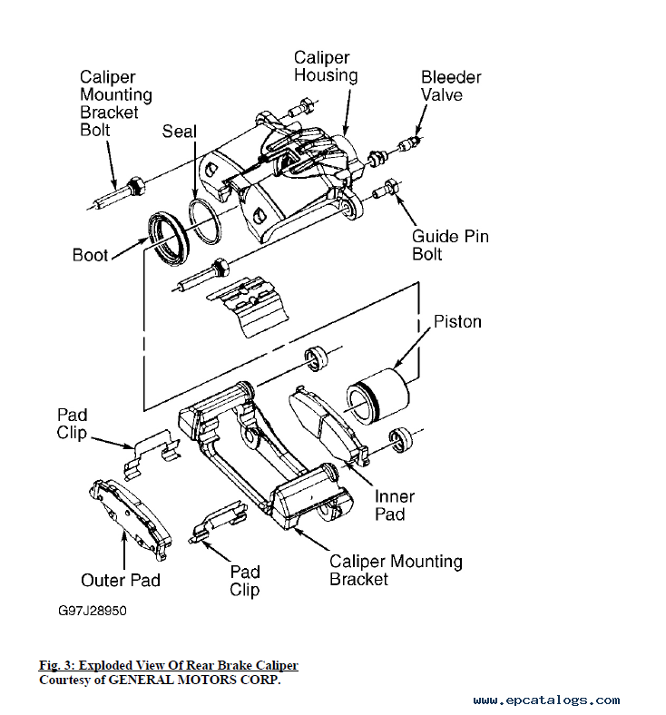 Chevrolet Chevy Corvette C5 Workshop Manual PDF Download