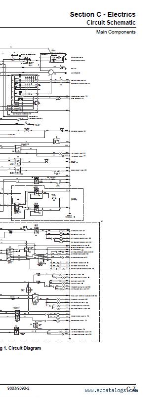 Download JCB Groundhog 6x4 Service Manual PDF