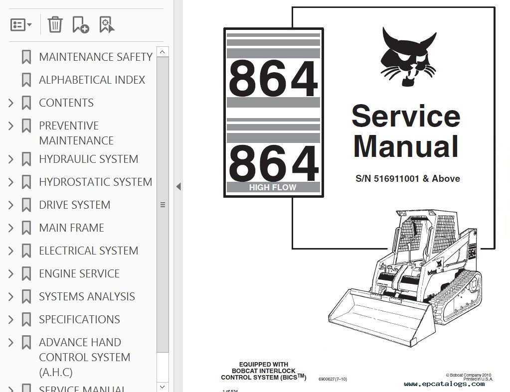Bobcat 743b Wiring Diagram. Engine. Wiring Diagram Images