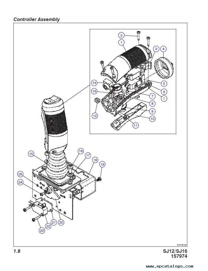 Skyjack 3219 Wiring Diagram : 27 Wiring Diagram Images