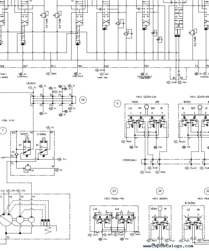 New Holland E18C Mini Excavator Download PDF Service Manual