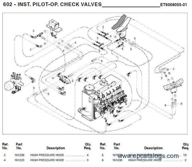 Diagrams600725 John Deere Skid Steer Wiring Diagrams John – John Deere 325 Wiring-diagram