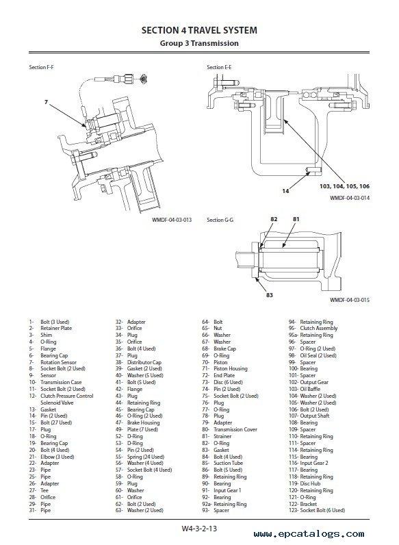Download Hitachi Loader ZW140-5B Workshop Manual PDF