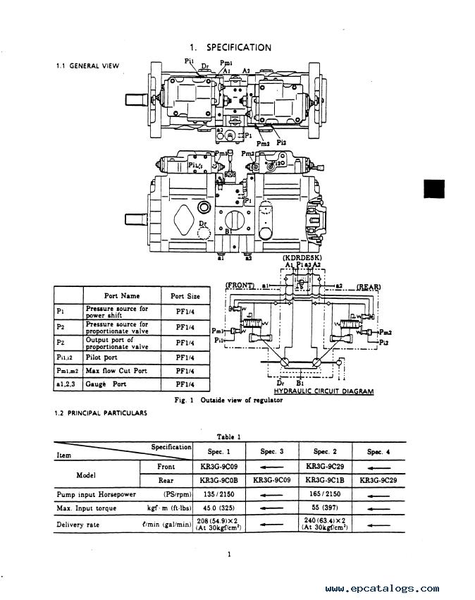Kobelco SK270LC IV Excavator Download PDF Service Manual