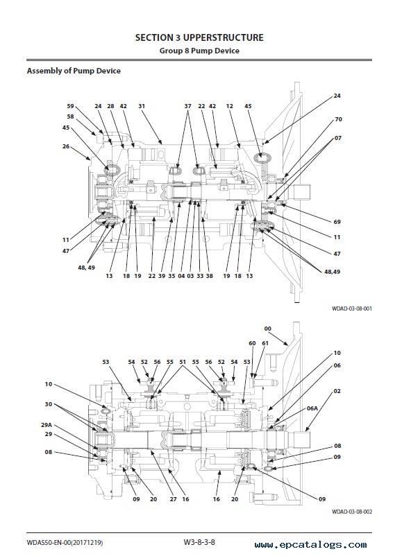 Hitachi Hydraulic Excavator ZX135US-6 Workshop Manual
