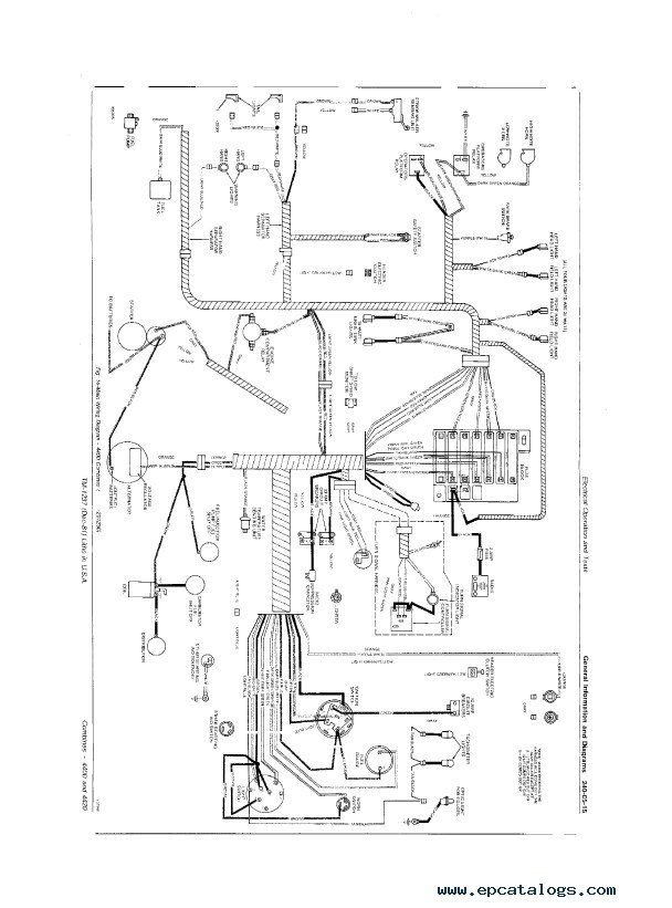 International 4400 Wiring Diagram Diagram Base Website