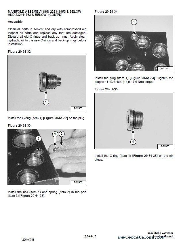 swing seat kit zenergy ball chair review bobcat 325, 328 excavator d series service manual pdf