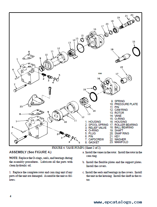 Hyster Class1 For B098 Electric Motor Rider Trucks PDF