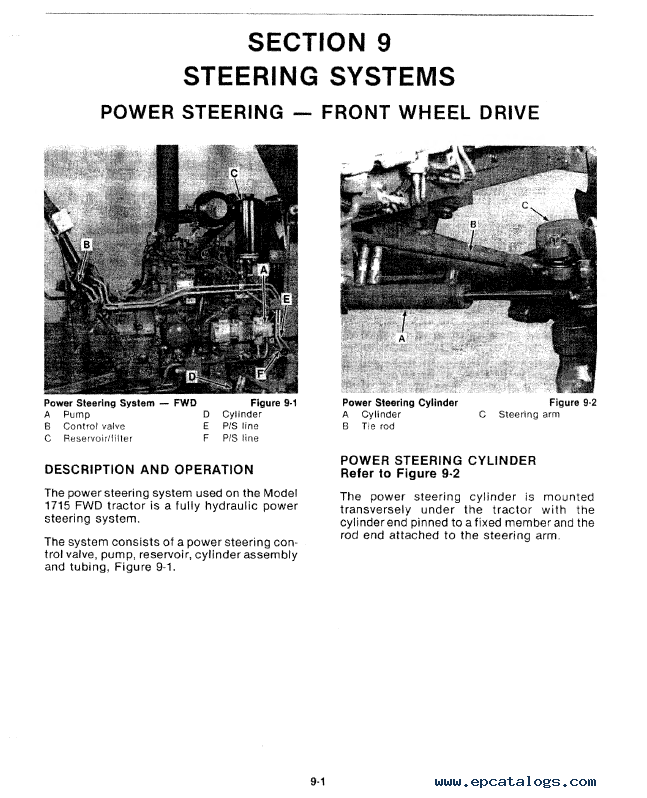 ford new holland engines