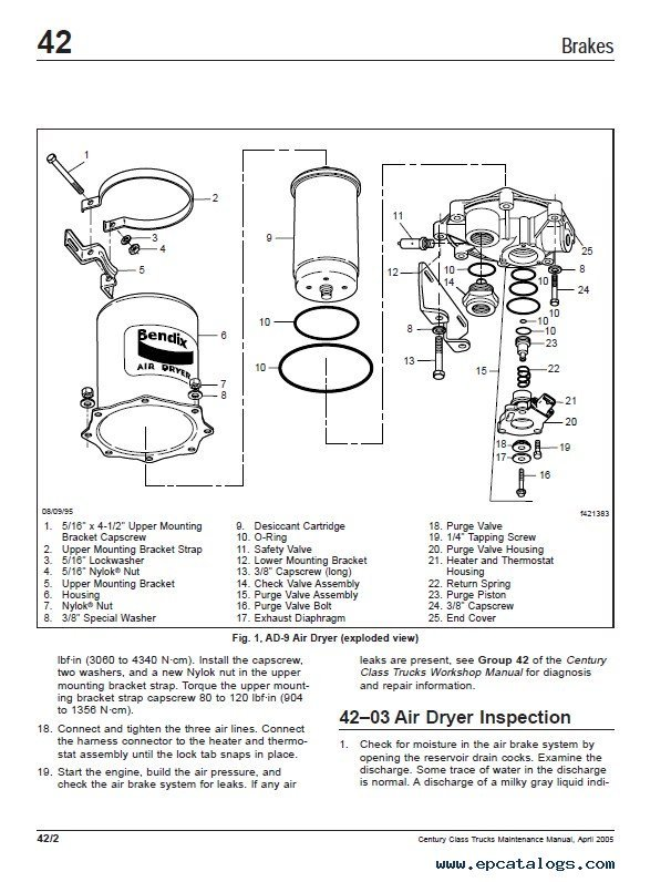 Wiring Diagram For Freightliner Columbia 2007 powerkingco