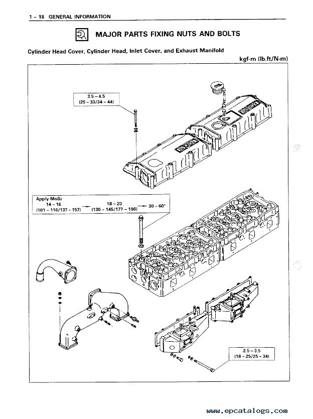Hitachi EX400(LC)-5 EX450LC-5 Excavators W166E00 PDF