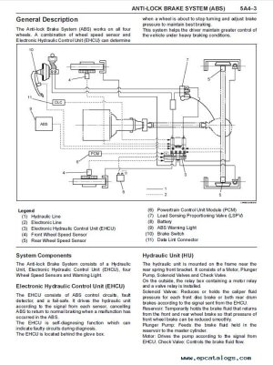 Isuzu N Series  NHR, NKR, NPR, NQR, NPS PDF Workshop Manual