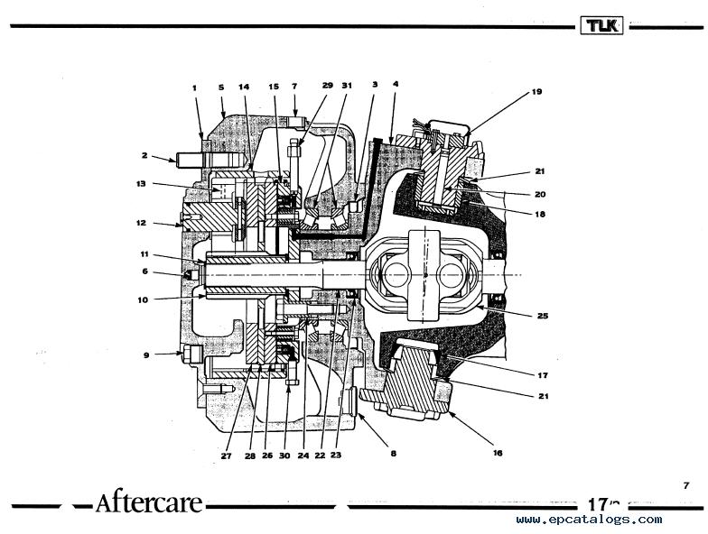 Kobelco TLK700/800/900 Loader Backhoe Download PDF Manual