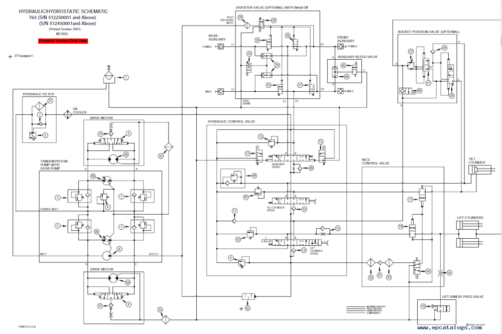 medium resolution of 643 bobcat wiring diagram wiring diagram view 2000 bobcat wiring diagram