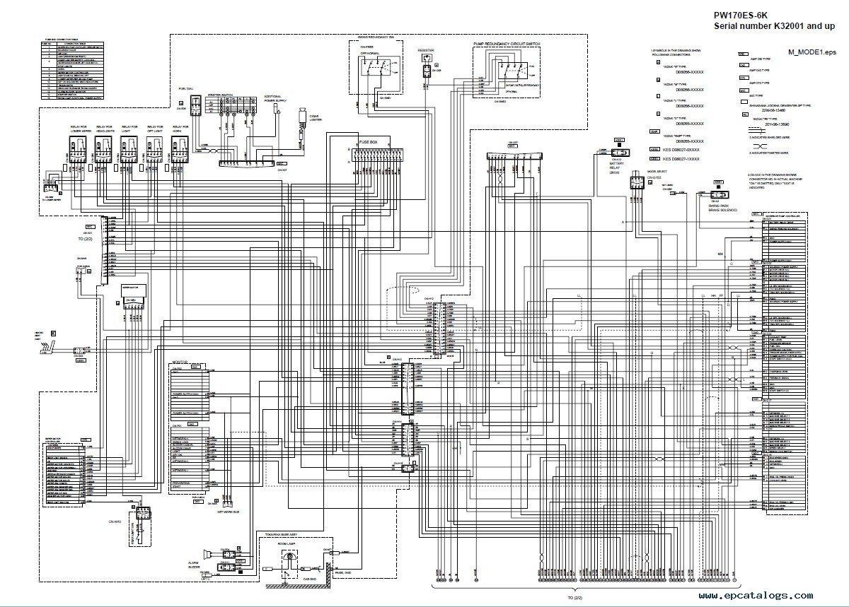 Charging Diagram Komatsu Pc 220 - Do you want to download ... on