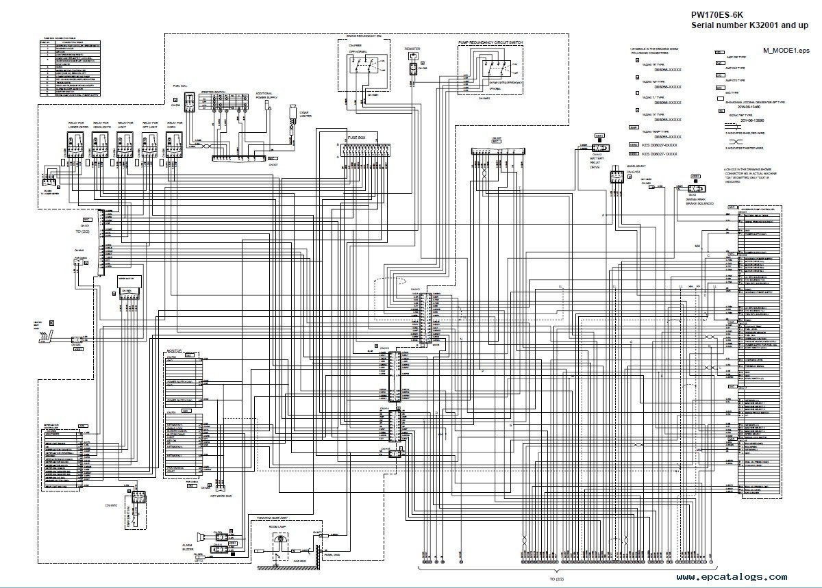 hight resolution of komatsu electrical schematic komatsu wiring schematics wire diagrams rh maerkang org