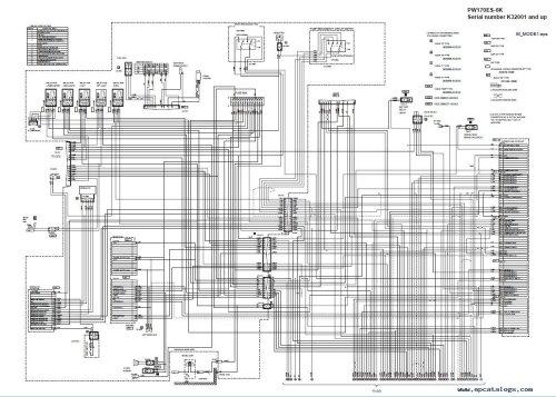 small resolution of komatsu electrical schematic komatsu wiring schematics wire diagrams rh maerkang org