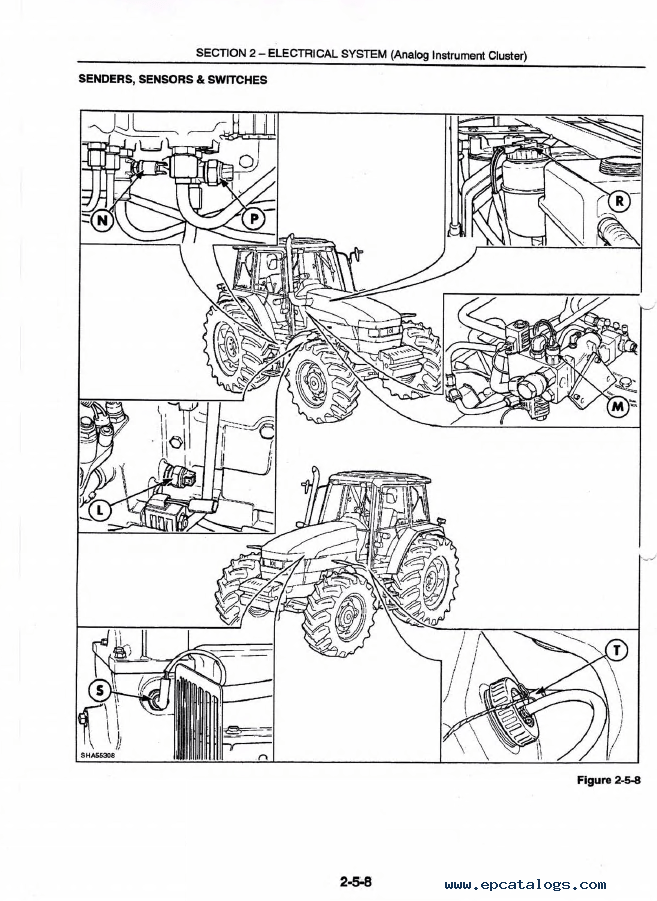 New Holland 3930 Wiring Diagram Auto Parts Diagrams New