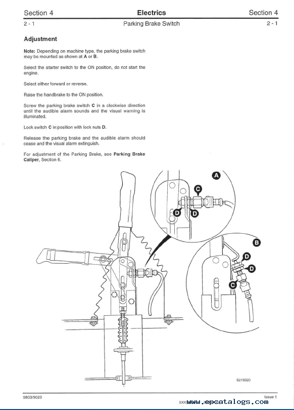 Download JCB SS600 Series Transmission Service Manual PDF
