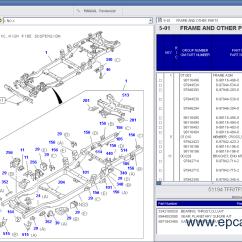 Isuzu Dmax Wiring Diagram Mazda 3 Bose Amp Css-net 2011 Spare Parts Catalog Book Repair Manual Engine Model Online Cars, Trucks ...