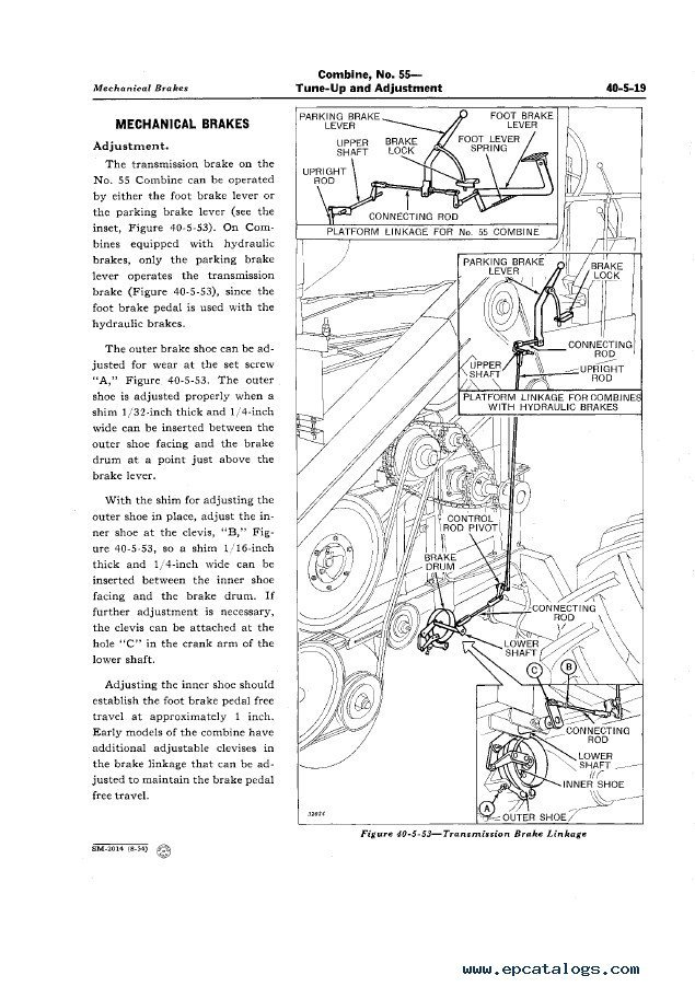 John Deere Repair Manual Pictures to Pin on Pinterest