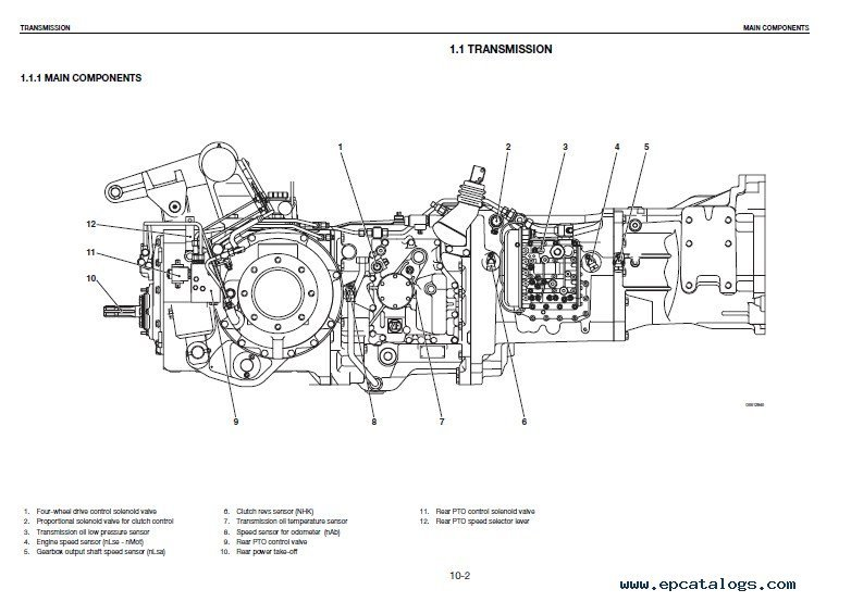 Deutz Agrotron 80/85/90/100/105 MK3 Workshop Manual PDF