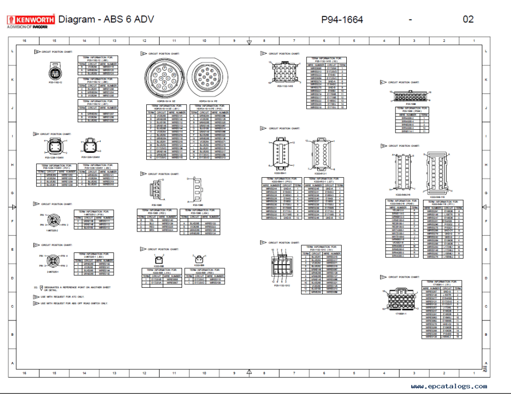 medium resolution of kenworth t2000 wiring diagrams wiring diagrams schematics kenworth t800 wiring schematic diagrams 2007 kw t800 wiring