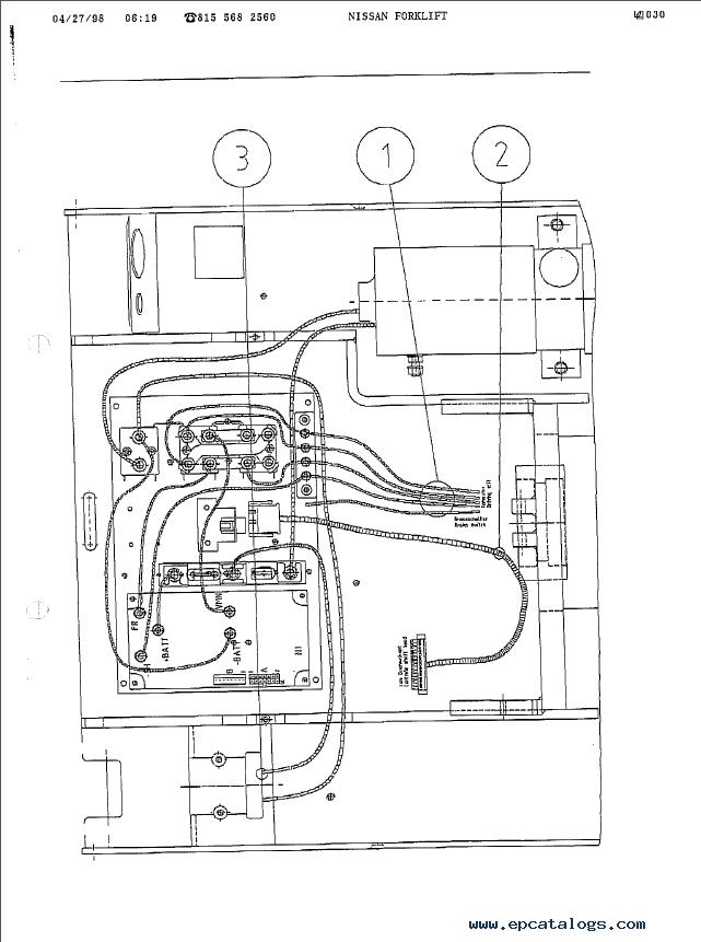 Lafis Forklift Parts Book & Spare Parts Catalogue PDF