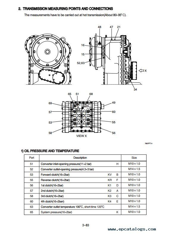 Hyundai HL760-7A Wheel Loader Service Manual PDF Download