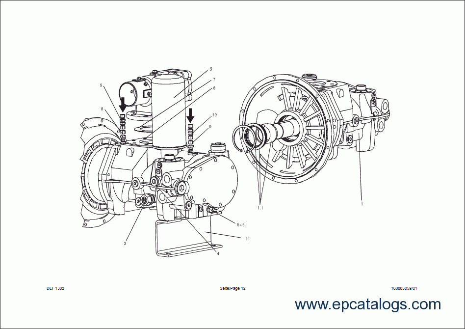 CompAir Spare Parts Catalog Download