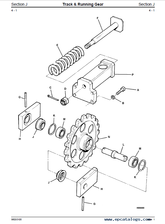 JCB 8013 8015 8017 8018 801Gravemaster Service Manual PDF