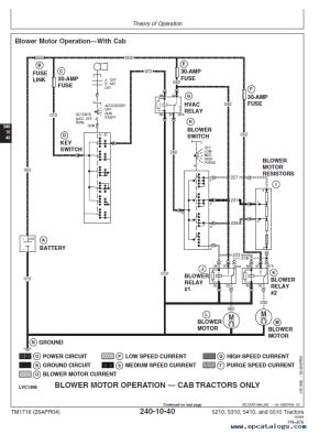 Wiring Diagram 2305 John Deere  Wiring Diagram And Schematics