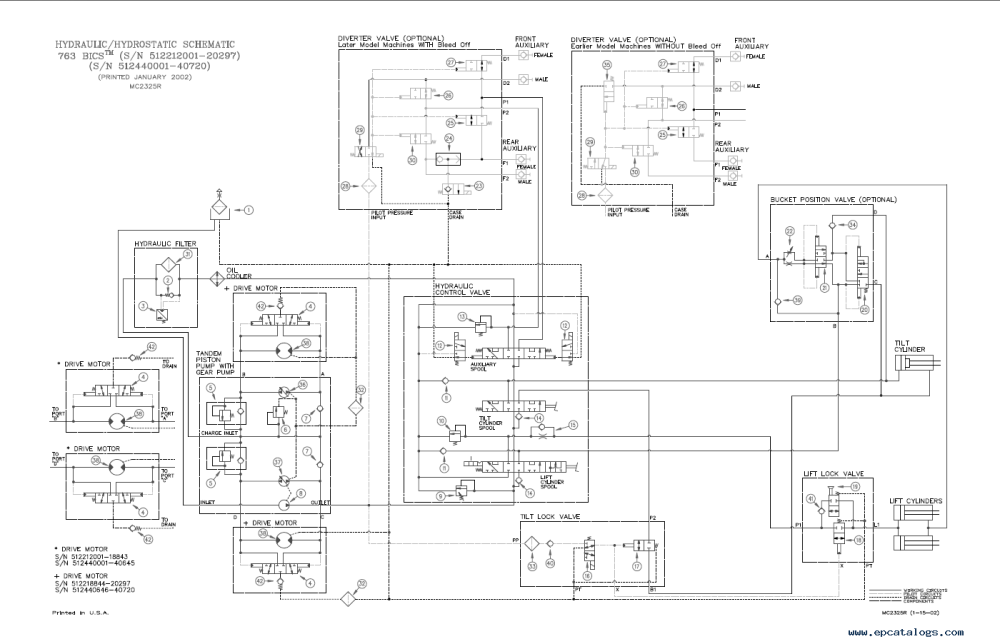 medium resolution of bobcat 763 wiring schematic simple wiring schema hydraulic pump diagram bobcat 763 wiring diagram