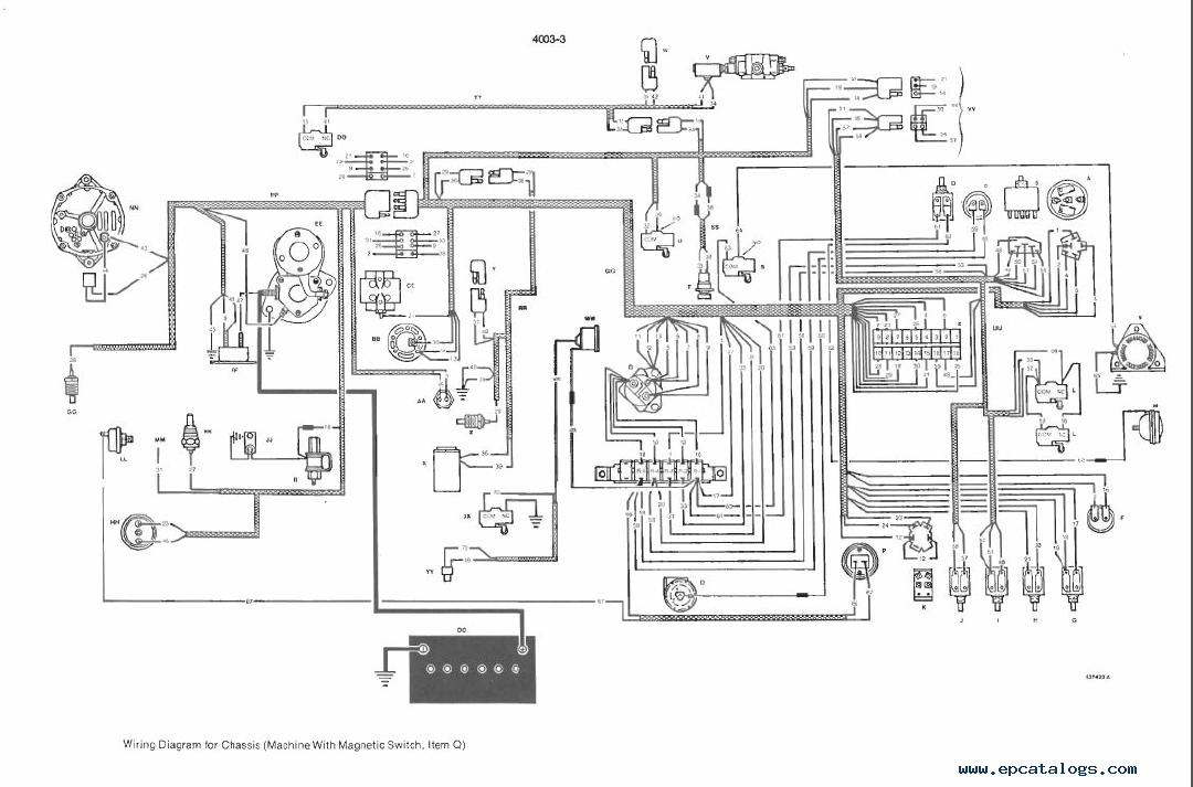 Yale Alternator Wiring Car Alternator Wiring Diagram