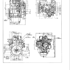 Glow Plug Wiring Diagram 7 3 Muscle Dorsal Kubota 70mm Stroke Engine Shop Manual Pdf Download