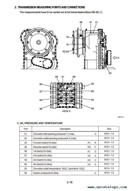 Hyundai HL760-7 Wheel Loader Service Manual PDF Download