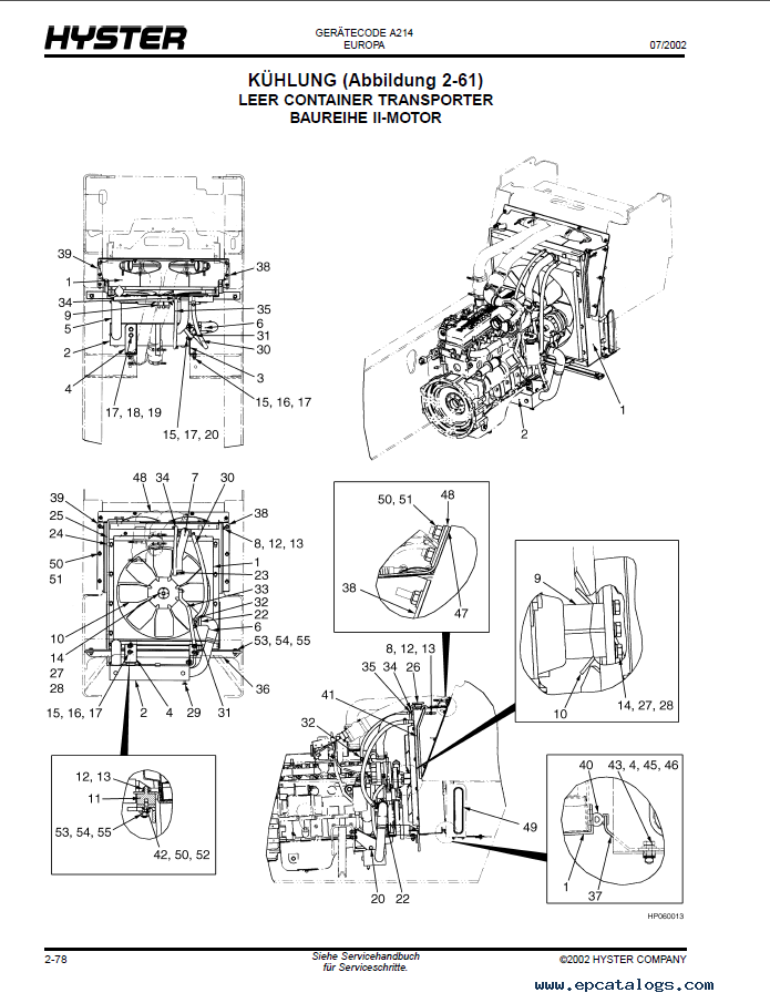 Clark Forklift Engine Fuel System Diagram Forklift Parts