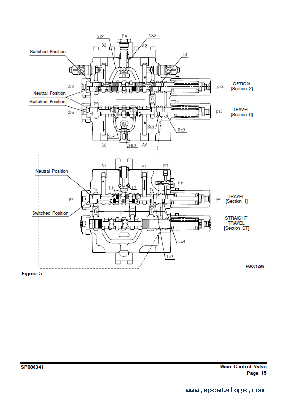 Terex TXC 340LC-2 Heavy Excavator Workshop Manual PDF Download