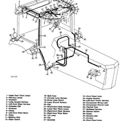 John Deere Alternator Wiring Diagram 50 Amp For 1020 All Data Change Your Idea With Design U2022 950