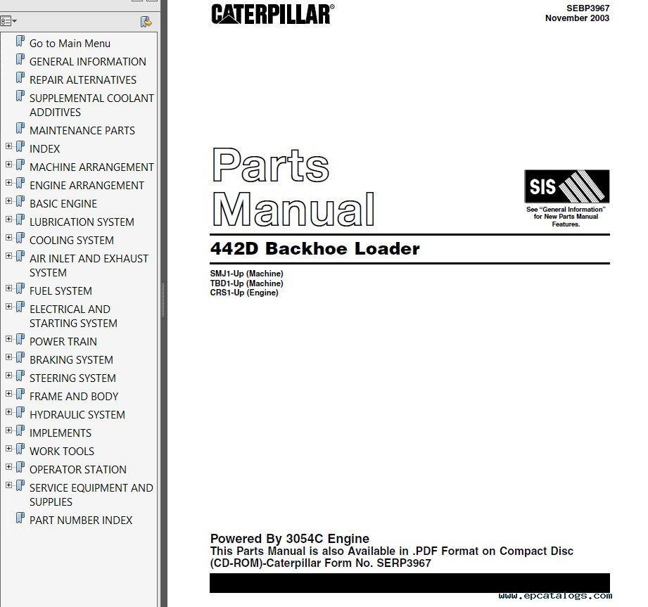 medium resolution of parts manual caterpillar enthusiast wiring diagrams