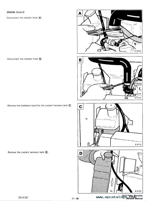 Bobcat 1213 Loader Service Manual PDF